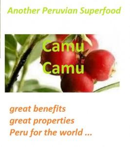 Camu superfood