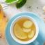 1 Miel y jengibre para consumir antes de dormir