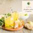 Fortalece tu sistema inmune con esta receta para hacer 1  jugo de jengibre, piña y romero
